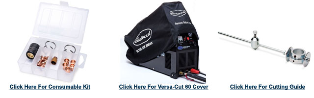 Eastwood Versa Cut 60 Plasma Cutter Accessories