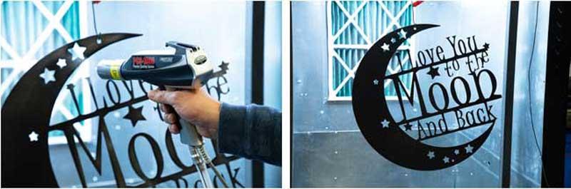 Eastwood PCS-1000 Powder Coating Gun Kit
