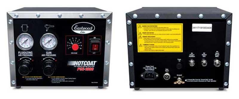 Eastwood PCS-1000 Powder Coating System