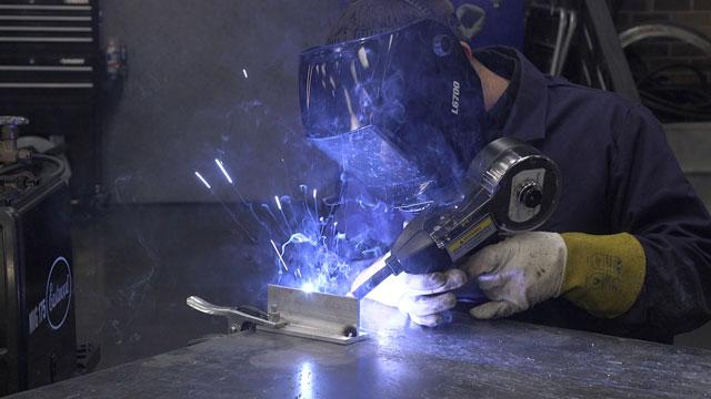 Eastwood MIG Aluminum Welding Spool Gun