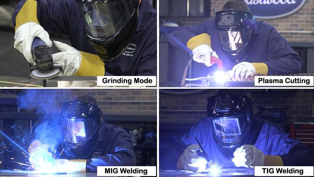 Grinding TIG MIG Welding and Plasma Cutting