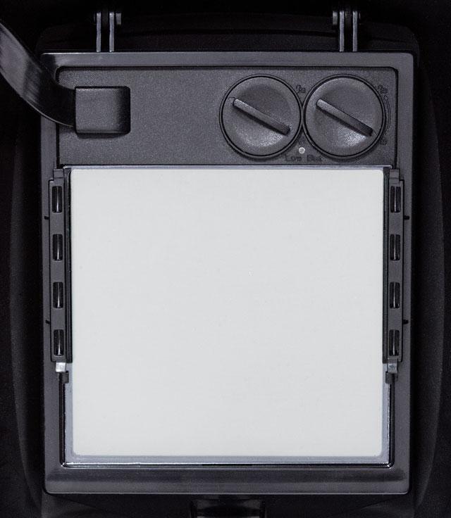 Magnifying Lens Compatible Welding Helmet