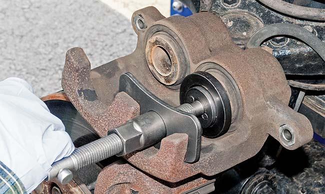 Eastwood Brake Caliper Piston Retractor Tool