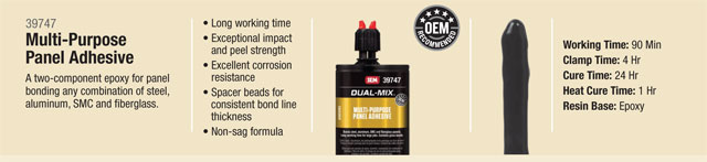SEM Dual Mix Multi-Purpose Panel Adhesive