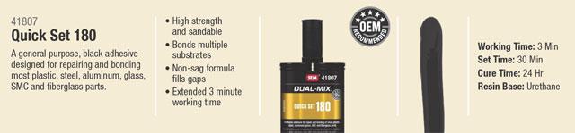 SEM Dual Mix Quick Set 180