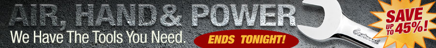Hand Air and Power Tool Sale