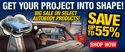 Eastwood Auto Restoration Supplies - Eastwood Auto