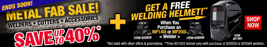 Metal Fab and Welding Sale