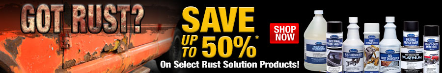 Rust Solutions Sale