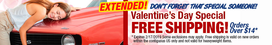 Valentines Day Free Shipping