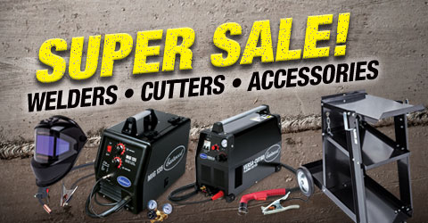 Welder and Accessories Sale