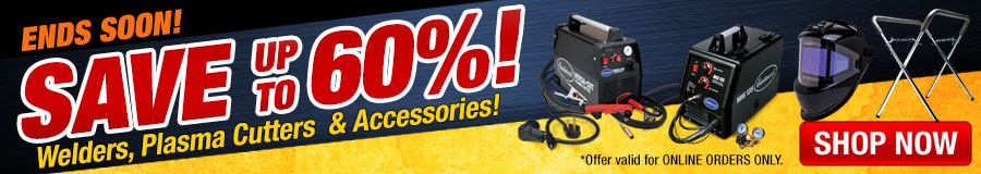 Welders and Plasmas Sale