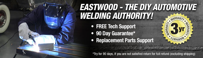 Eastwood DIY Welding Authority