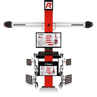 Wheel Aligner System for Wheel Alignments