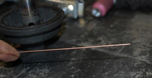 Tig welder aluminum filler