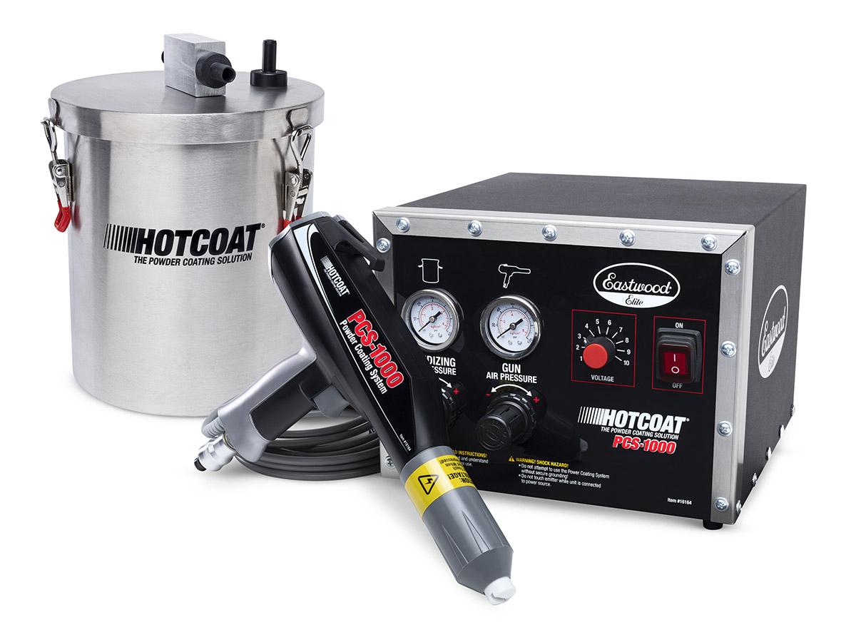 Eastwood HotCoat PCS-1000 Powder Coating Gun