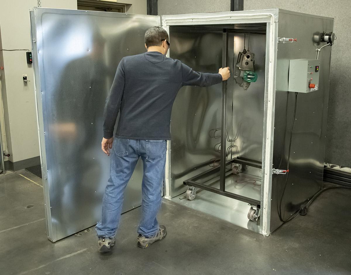 Eastwood HotCoat Powder Coating Oven