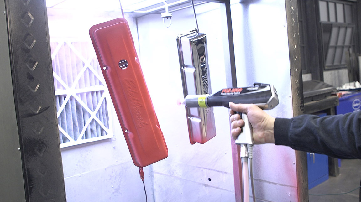 Eastwood HotCoat Powder Coating Booth