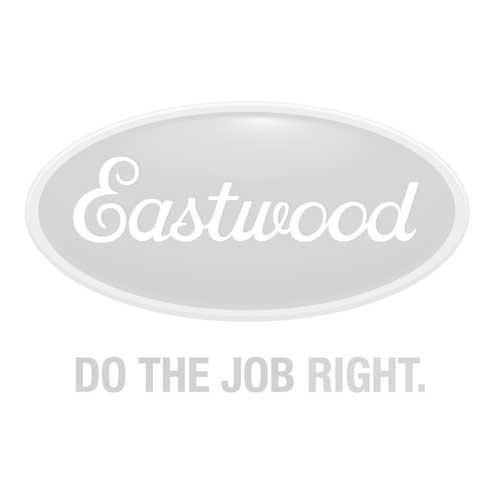 12458 ZP  Rat Rod Matte Clear - Eastwood Rat Rod Matte Clear Quart Kit