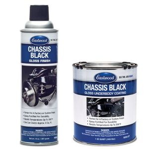 Eastwood Original High Gloss Black Chassis Paint