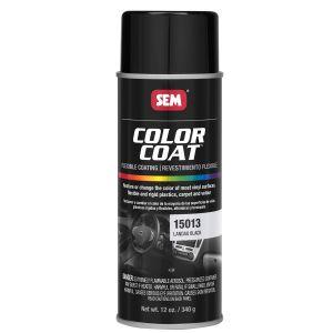 SEM Color Coat Flexible Coating Landau Black Interior Paint