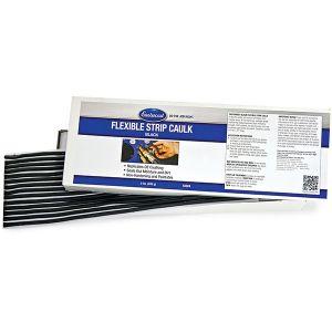 Eastwood Flexible Strip Caulk Bk 2-lbs