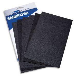 Eastwood CONTOUR® Wet-Dry 5.5 x 9  Sandpaper 6pk