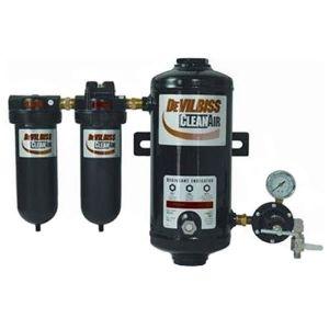 DeVilbiss Desiccant Air Drying System 130026