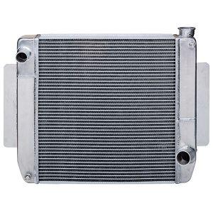 Maxx Power Chevy Style Tri Flow Aluminum Radiator 22 Inch