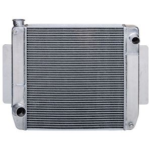 Maxx Power Tri Flow 22 In Aluminum Radiator