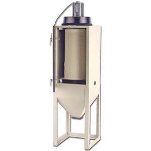 High Flow Blast Cabinet Dust Collect 400 CFM