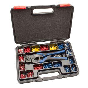 Eastwood Crimp-Right Solderless Connector Crimping Kit