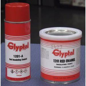 Glyptal Red Enamel