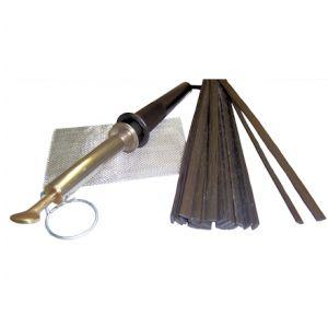 TPO TEO & PP Plastic Welding Kit 80W Iron