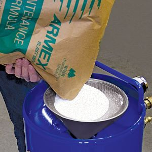 Rust Remover Bicarb Soda w/ 10% 70 Grit Alum Oxide