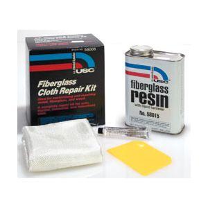 USC Fiberglass Repair Kit- Cloth