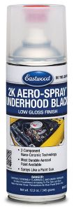 Eastwood 2K Ceramic Aerosol Underhood Black