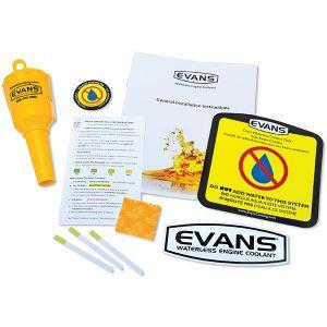 Evans Waterless Coolant Conversion Kit E2197
