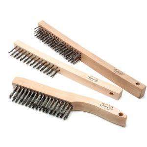 Eastwood Welding Stainless Steel Brush Kit
