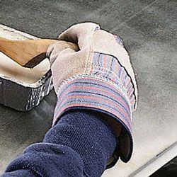 Leather Palmed Gloves