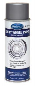 Rally Wheel Paint Argent Silver Aerosol