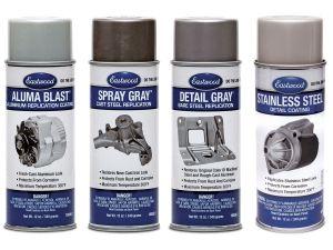 Eastwood Detail Paint Kit