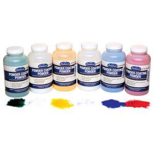 Powder Standard Color Sample Kit