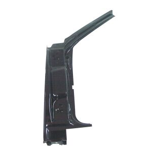 66 to 67 Chevelle LH Door Hinge Pillar Assembly
