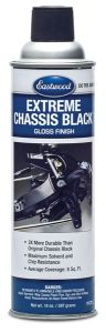 Extreme Chassis Black High Gloss Aerosol 14 oz