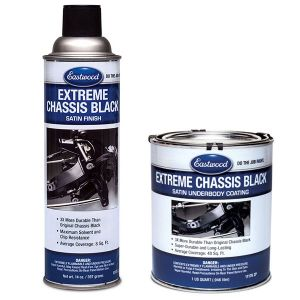 Eastwood Extreme Chassis Black Satin Paint