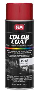 SEM Color Coat Flexible Coating Portola Red Interior Paint
