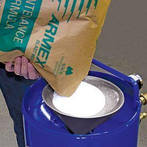 Soda Blast Media - Maintenance M - 50# Bags