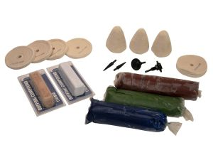 Eastwood Wheel Smoothing and Buffing Kit