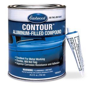 Eastwood Contour Aluminum Reinforced Repair Compound Body Filler